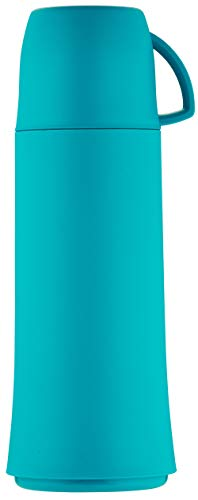Helios Karibik Isolierflasche, Kunststoff, azzurro, 0,75 Liter