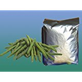 Dried Green Bean Chips Max 43% OFF 2.2 3 lbs outlet Pack of