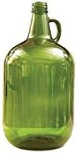 Best 1 gallon green glass jugs Reviews