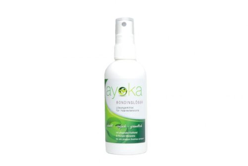 Hermosisimo Ayoka Solvente Bonding Extra Forte Per Extension Di Capelli - 100 Ml