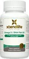 Omega 3 DHA Fish Oil (60 Gel caps) - xtendlife