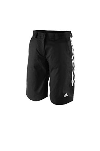 adidas Sailing Damen Crew Shorts Segelshorts, Größe:46, Farbe:Black