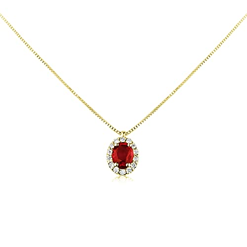 MILLE AMORI Mujer Hombre Or - 375/1000 oro amarillo Ruby
