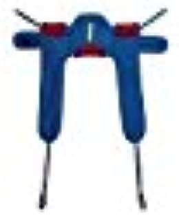 Lumex TP332 Padded Toileting Sling, Medium