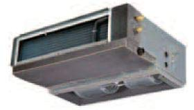 Condizionatore D'Aria Inverter Dc Kanalgerät Multisplit Parte Interna Mundoklima 5,0 Kw
