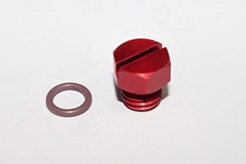 Max 79% OFF Duramax Aluminum Bleeder Screw Our shop OFFers the best service American Red Made. Anodized