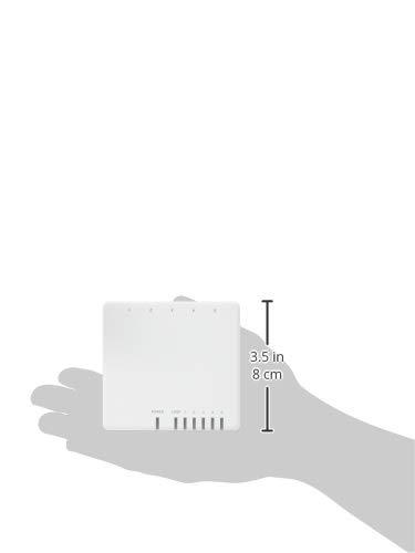 ELECOM(エレコム)『1000BASE-T対応スイッチングハブ(EHC-G05PA-W-K)』