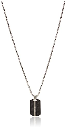 Guess Collier Homme Man Identity UMN28002