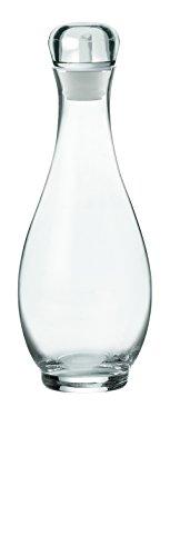 Guzzini Oliera/Acetiera 1000 cc Gocce, Trasparente, 11 x h29 cm
