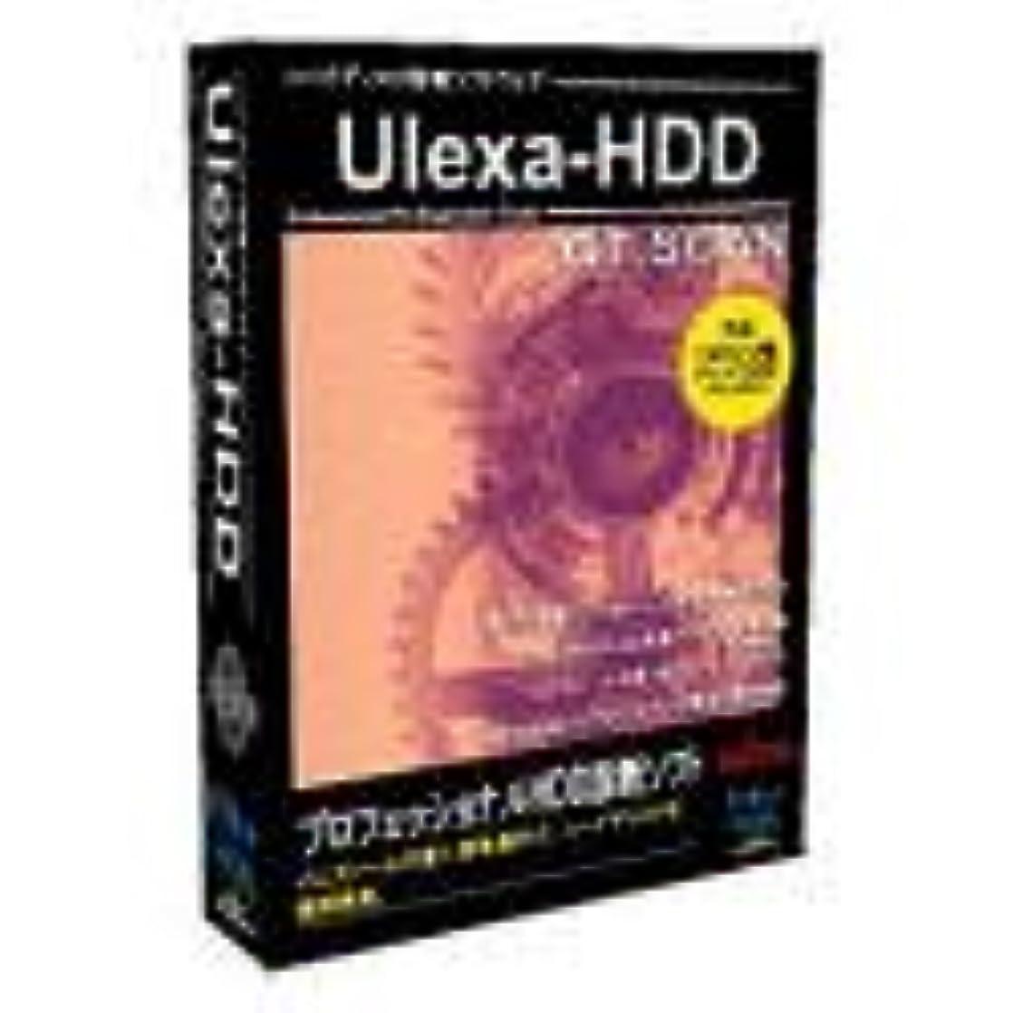 トラック省届けるUlexa-HDD QT_SCAN