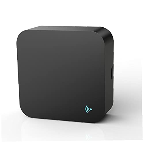 WiFi Wireless Remote, Smart WiFi Control remoto Infrarrojo Universal All In One HUB Controlador de electrodomésticos