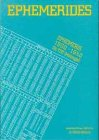 Éphémérides, tome 1 - 1900-1950 à zéro heure