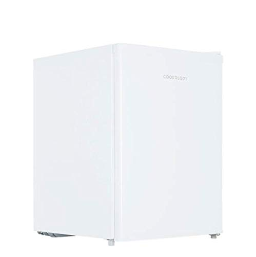 Cookology MFR67WH 67 Litre White Tabletop Mini Fridge & Ice Box