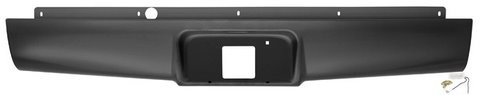 IPCW CWRS-04CO Chevrolet Colorado Steel Roll Pan with License Plate Hole and Light
