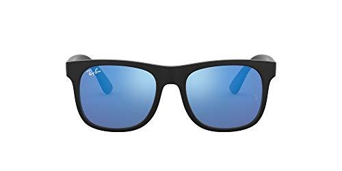 Ray-Ban 0rj9069s-702855-48 Gafas de Lectura, Rubber Black, 48 Unisex Adulto