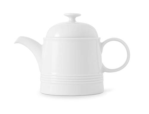 Jeverland Weiß Teekanne 1, 0,35l