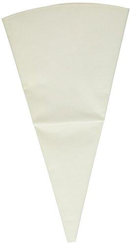 New Star Foodservice 37685 Bolsa de repostería de lona recubierta de plástico de grado comercial, 30.48 cm