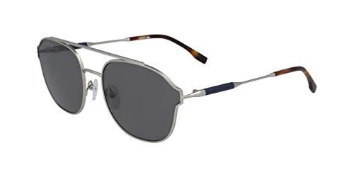 Lacoste L103SND gafas de sol, plata, 5818 para Hombre