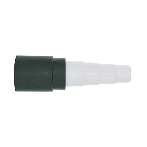 Vecamco clima plus - Adaptador para tubo rigido flexible diámetro 25 verde