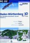 Baden-Württemberg 3D. Das interaktive Kartenwerk. Set: DVD 1 + 2.: Interaktiv fliegen, Touren planen, GPS und Karten verbinden. / DVD 1. Nord (Interaktive Kartenwerke)