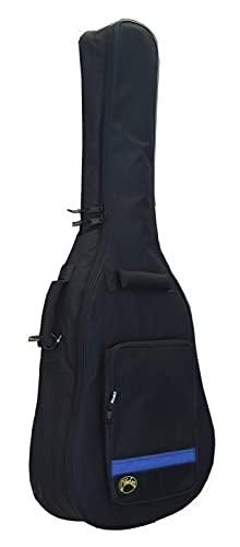 Funda para guitarra clásica y flamenca con acolchado de 15mm, marca CIBELES