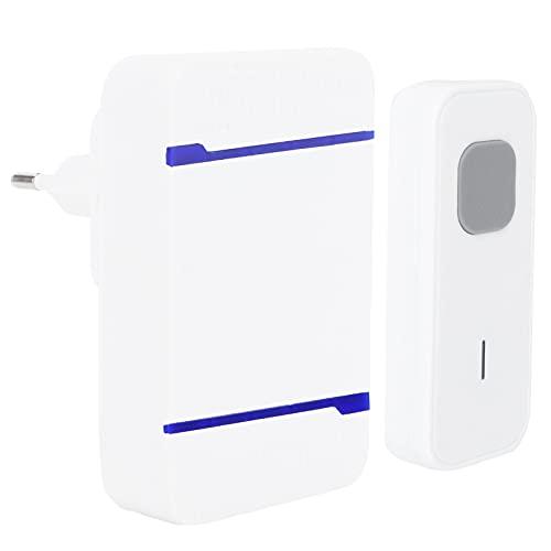 Timbre de puerta eléctrico IP55 Rendimiento estable a prueba de agua con...