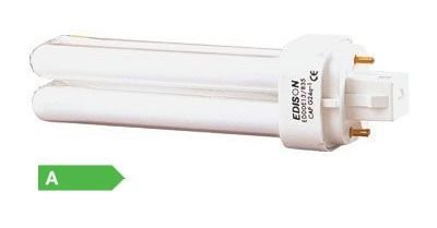 Luxa EDD26/840 Lampe fluocompacte culot G24d-3 (2 pins) 4000 K sans ballast intégré 26 W 1800 lm