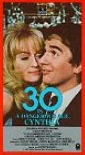 Thirty Is a Dangerous Age, Cynthia VHS