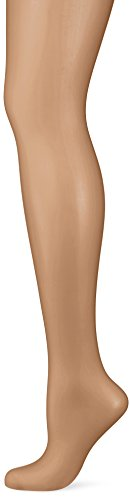 KUNERT Damen matte feine Halterlose Strümpfe, 102400 Mystique 5, Gr. 41/42, Hautfarben (Candy 0250)
