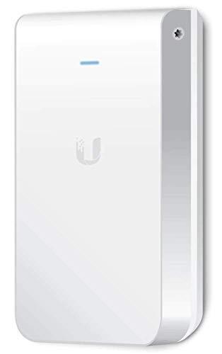 Oferta de Ubiquiti Networks UniFi HD In-Wall - Punto de Acceso (26 dBmW, 802.1Q, QoS, WMM, Ethernet (RJ-45), WEP,WPA,WPA-AES,WPA-Enterprise,WPA-PSK,WPA-TKIP,WPA2,WPA2-EAP,WPA2-TKIP, Integrated Antenna, 6 dBi)