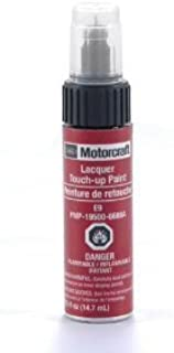 Genuine OEM Ford Touch Up Paint Laser Red - Paint Code: E9 6688 w/ Clear Topcoat