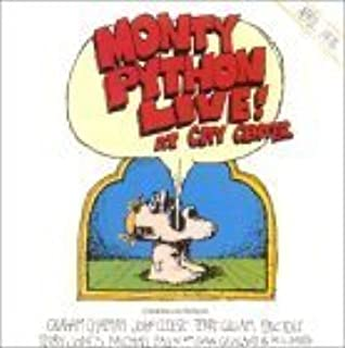 Live at City Center by Monty Python's Flying Circus (1997-03-11)