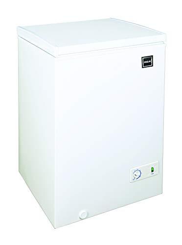 RCA RFRF350-WHITE 3.5 Cu Ft Chest Freezer, White