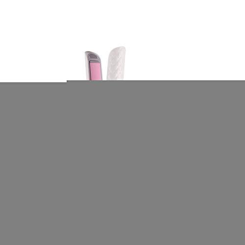 XFCAI USB 2-in-1 professionele tondeuse voor krultang, zonder draad voor strijkijzer, temperatuur verstelbaar, legering voor Plat