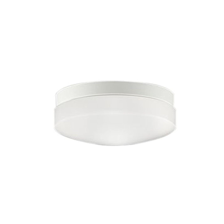 ほのかめまい受け皿コイズミ照明 防雨?防湿型軒下シーリング LEDランプタイプ FCL30W相当 昼白色 白色 AU46886L