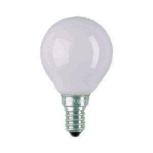 10 x G45 GOLF BALL BULBS 40 WATT SMALL EDISON SCREW CAP E14 (14MM) OPAL WHITE INCANDESCENT LAMPS LIGHT BULBS 2,000 HOUR MAXIMUM LIFE