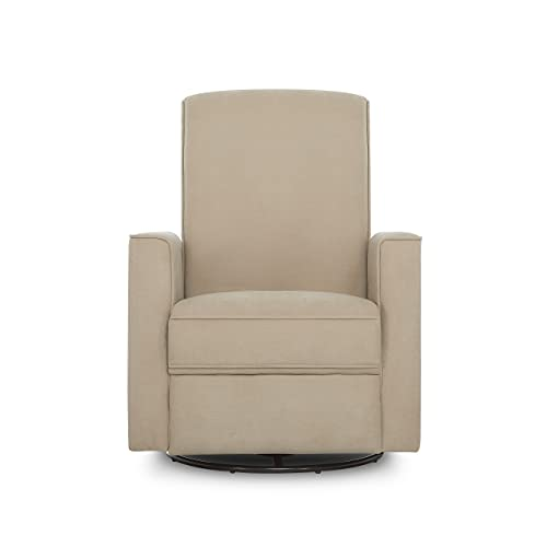 Evolur Raleigh Basic Glider, Recliner and Rocker in Fawn