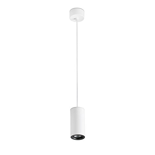 Faro Barcelona 64191 – Nan Lampe suspension Blanc