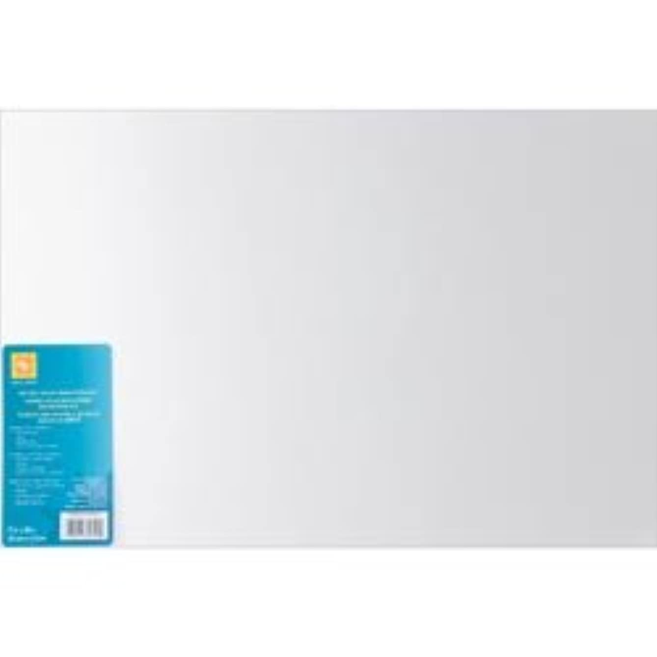 Bulk Buy: Wrights Quilterin.s No Melt Mylar Template 12in. x 18in. 670050 (5-Pack)
