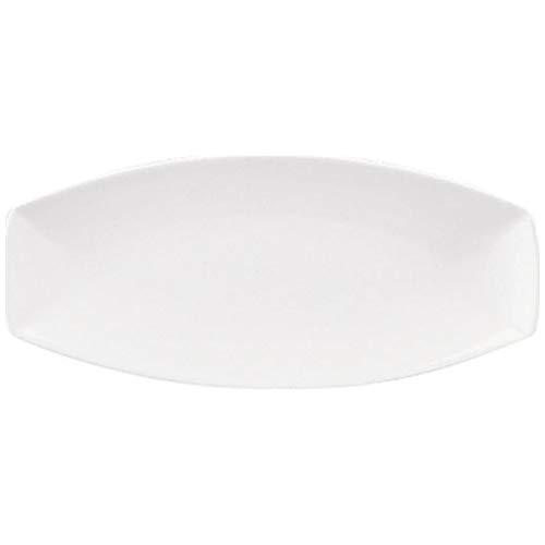 Schönwald 9322214 Event Platte Oval, 141mm x 62mm x 16mm, 24 Stück