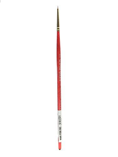 Winsor Newton & serie 404 Sceptre Gold Ii, misura 5-Pennello rotondo con manico lungo