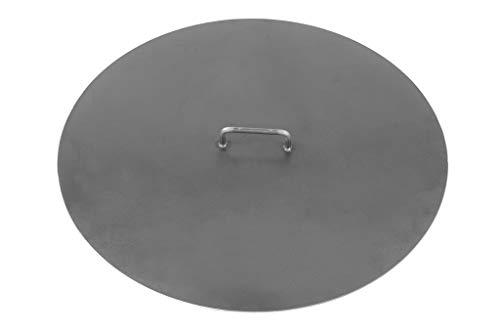Gardener 792 Feuerschalendeckel Deckel Abdeckung 81 cm Durchmesser