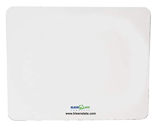 Kleenslate 1438931 Blank Dry Erase Paddle Replacement Japan's largest Los Angeles Mall assortment Sheet Rec