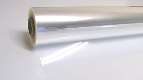 BLUMENFOLIE CELLOFOLIE KLARFOLIE 200m Rolle 75cm breit