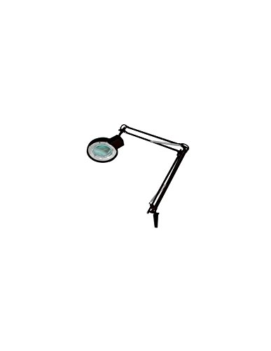 LAMPE-LOUPE 5 DIOPTRIES - 22W - NOIR