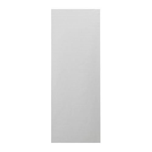 IKEA ANNO TUPPLUR -Flächenvorhang weiß - 60x300 cm