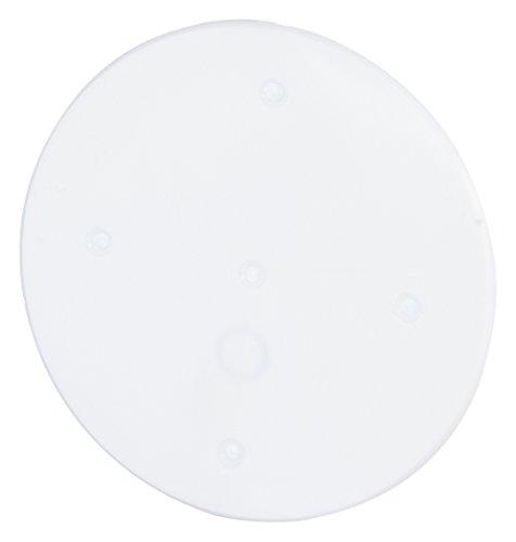 f-tronic Universalschraubdeckel für Geräte- und Abzweigdosen, E112H, Inhalt: 50, Stück