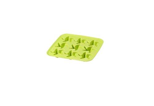 """IKEA \""""PLASTIS\"""" Eiswürfelbehälter versch. Farben (Grün)"""