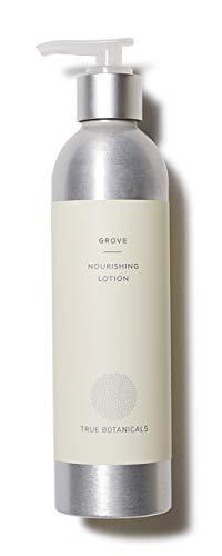 True Botanicals - Organic Nourishing Body Lotion | Clean, Non-Toxic, Natural Skincare (8 fl oz | 240 ml)