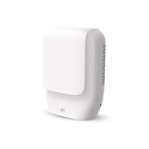 REGEN Secador de Manos Automático 1450W,Secador de Manos Eléctrico, Dispositivo de Secado de Manos para el hogar,Baño,Secador de Aire Caliente